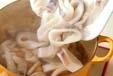 イカと大根の甘煮の作り方1