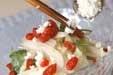 白菜と梨の和え物の作り方2