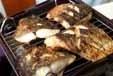 黒鯛の塩焼きの作り方2