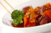 豚肉と豆のシチューの作り方3