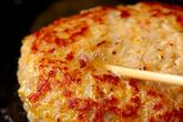 チキンチーズバーグの作り方4