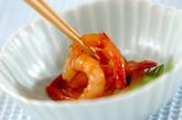 甘エビの中華漬けの作り方2