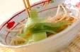 コンニャク酢みそ和えの作り方2