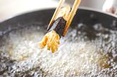 長芋ののり揚げの作り方2