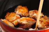 卵黄ソースがけチキンソテーの作り方3
