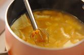 タケノコのみそ汁の作り方2