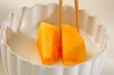 柿のせ杏仁豆腐の作り方4