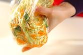 キャベツの大葉漬けの作り方1