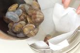 魚介のパスタバルサミコ風味の作り方1
