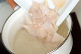 魚介のパスタバルサミコ風味の作り方2