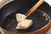 白身魚のムニエルの作り方1