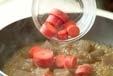 コンニャクの甘煮の作り方3