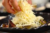 カボチャとソーセージのチーズ焼きの作り方3