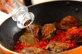 ピーマンの肉詰めトマトソースの作り方4