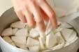 カブの吸い物の作り方1