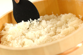 お手軽手巻き寿司の作り方1