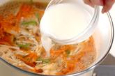 豆腐のアサリあんかけの作り方3