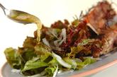 豚骨付きバラ肉のペッパー焼きの作り方2