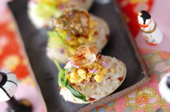 ハマグリ寿司