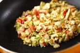 タコキャベツ焼きの作り方2