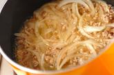 鶏ゴーヤ丼の作り方2