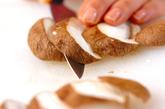 モヤシ炒めのあんかけの下準備7