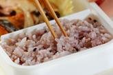雑穀ご飯の作り方1