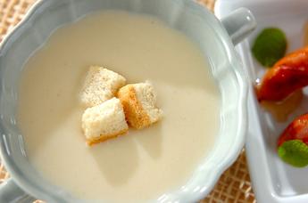 ポテトのスープ