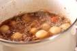 冷凍里芋の煮付けの作り方2