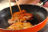 チキンのケチャップ焼きの作り方4