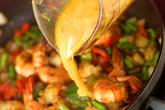 海老のカレー炒めの作り方3