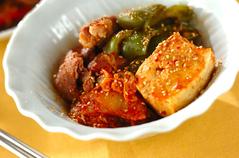 牛肉のキムチ煮