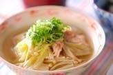 白菜と豚肉のスープ煮