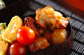 鶏のオーブン焼き