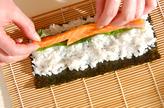 春の寿司天ぷらの作り方3