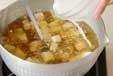豆腐入りかきたま汁の作り方1