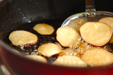 カキののり巻き揚げの作り方1