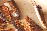 サンマのハーブ焼き・トマトソースの作り方4