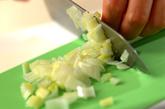 ピリ辛麻婆豆腐の下準備2