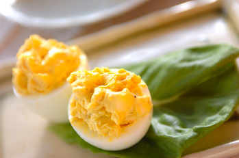 カップゆで卵