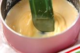 メープルシロップがけプリンの作り方3