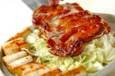 ぺったんこ焼き鶏の作り方4