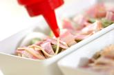 アスパラとベーコンのマヨネーズ焼きの作り方2