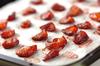 イチゴ酢ソースのポークソテーのポイント・コツ6