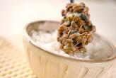 納豆&ワサビご飯の作り方1