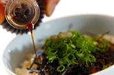 湯葉ナメタケ丼の作り方3