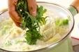 豆乳豆腐汁の作り方1
