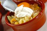 サワークリームの卵ココットの作り方3