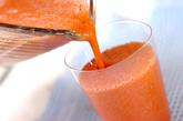 トマトパインジュースの作り方1