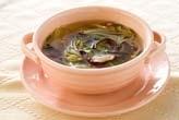 キクラゲのスープ